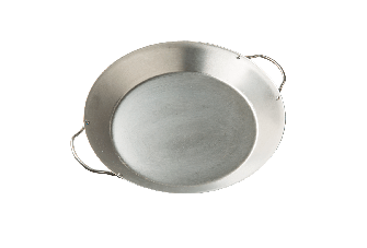 Big Green Egg Stir-Fry & Paella Grill Pan