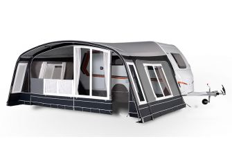 Voortent Doréma Onyx 270 incl. Staal frame