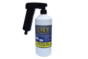 123 Superwax Met UV Bescherming