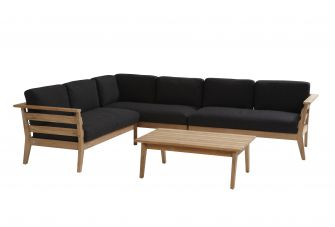 4SO Polo loungeset 6 personen