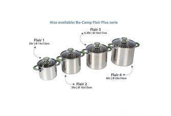 Bo-Camp Pan Flair Plus