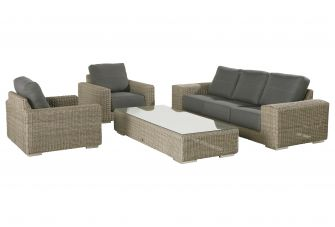 4SO Kingston loungeset 5 personen