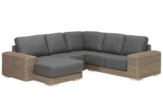 4SO Kingston Modular loungeset 5 personen