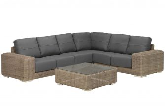 4SO Kingston Modular loungeset 6 personen
