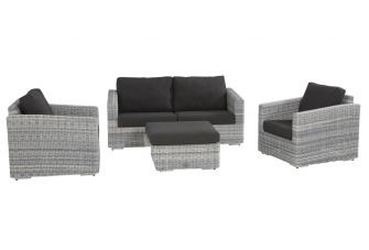 4SO Edge Loungeset 5 personen