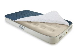 Coleman Insulated Topper Airbed Single