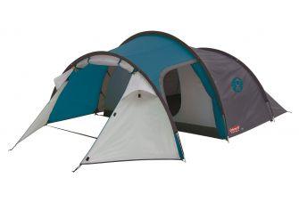 Coleman Cortes 3 Blue Tent