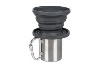 Bo-Camp Opvouwbare Koffiefilter Houder