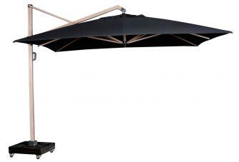 Platinum Icon Premium 350 x 350 cm faded black/oak