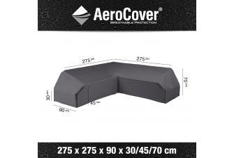 Aerocover Loungesets L-vorm - platformsets