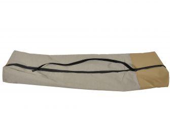 Framezak - Verstevigde bodem & draagband - 120 x 40 cm.