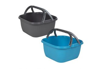 Afwasbak vierkant - 13 liter