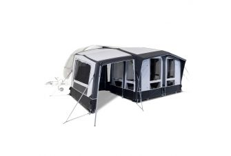 Uitbouw L/H (links) t.b.v. Deeltent Kampa / Dometic Club AIR All Season