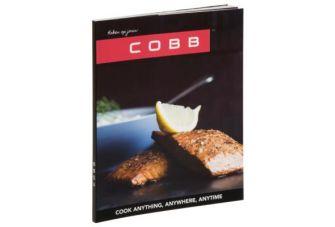 """Cobb Kookboek """"Koken op jouw Cobb"""""""