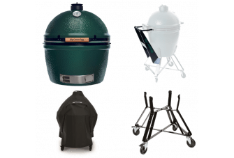 Big Green Egg 2XL incl. Nest & Nest Handler & Cover