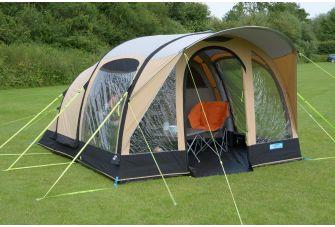 Kampa Brean 4 Classic AIR Tent - SHOWMODEL