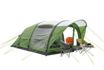 Kampa Brean 4 AIR Tent - SHOWMODEL