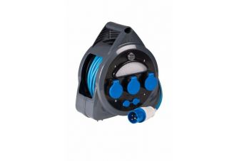 Kampa Mains Roller stekkerdoos met USB