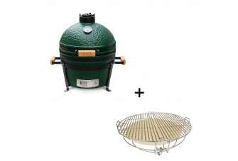 Outr Kamado Medium 40 Barbecue + Set Roosters