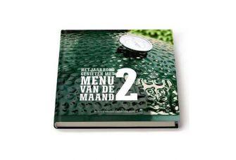 Big Green Egg Menu van de Maand 2 Kookboek