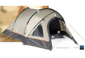 Campshell Molson M170.2 Tent - Blue Sky (Showmodel)