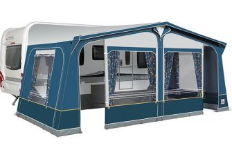Voortent Starcamp Olympic 240 incl. Staal frame