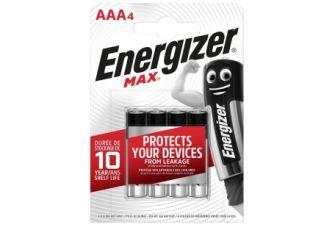 Energizer Max AAA Batterijen