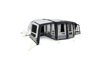 Uitbouw L/H (links) t.b.v. Deeltent Kampa / Dometic Club / Ace AIR Pro