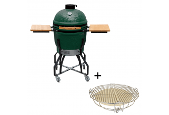 Outr Kamado Large 55 Barbecue + Set Roosters