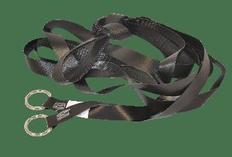 Spanband met RVS O-ring