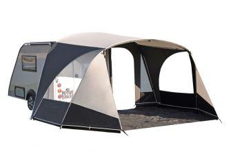 Caravanluifel Unico Verona - Kip Shelter