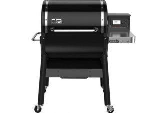 Weber Smoke Fire EX4 GBS Pallet Barbecue