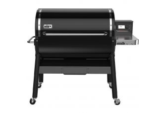 Weber Smoke Fire EX6 GBS Pallet Barbecue