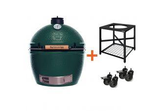 Big Green Egg XLarge incl. Egg Frame & Caster Kit